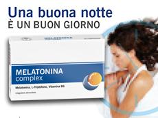integratore melatonina